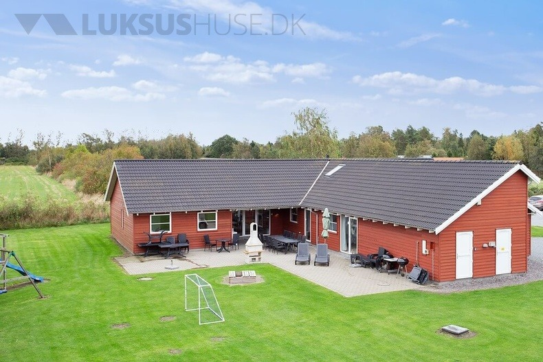 Schickes Poolhaus in Lolland/Falster/Mön Nr. 177