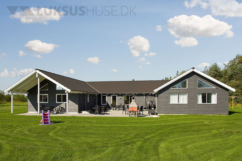 Schickes Poolhaus in Lolland/Falster/Mön Nr. 239