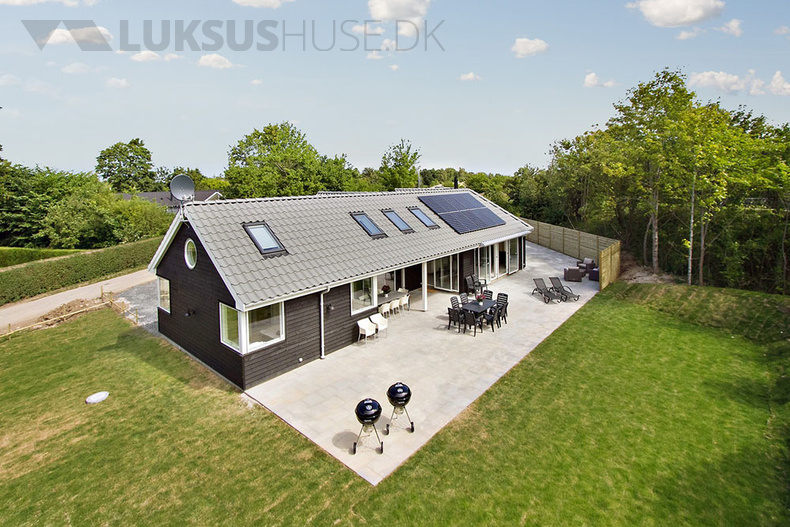 Schickes Poolhaus in Nordseeland Nr. 339
