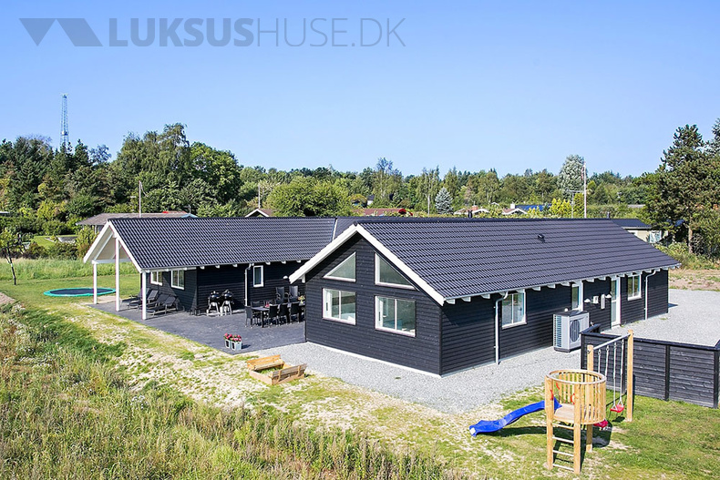 Schickes Poolhaus in Nordseeland Nr. 376