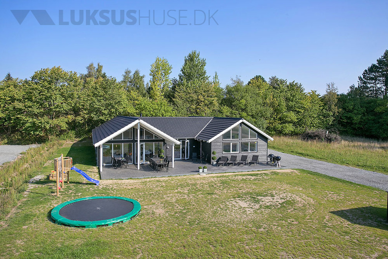 Schickes Poolhaus in Nordseeland Nr. 378