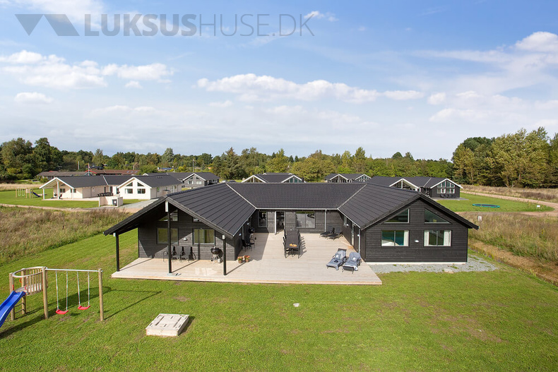 Schickes Poolhaus in Nordseeland Nr. 395