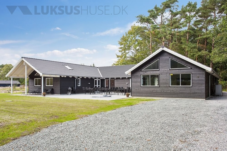 Schickes Poolhaus in Nordseeland Nr. 406