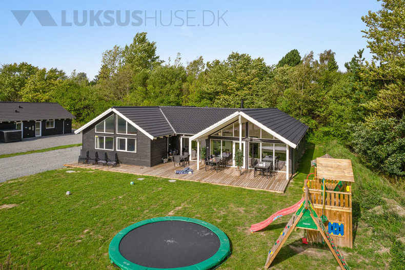 Schickes Poolhaus in Nordseeland Nr. 416