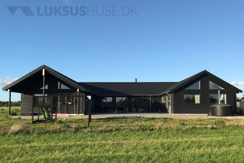 Schickes Poolhaus in Lolland/Falster/Mön Nr. 403