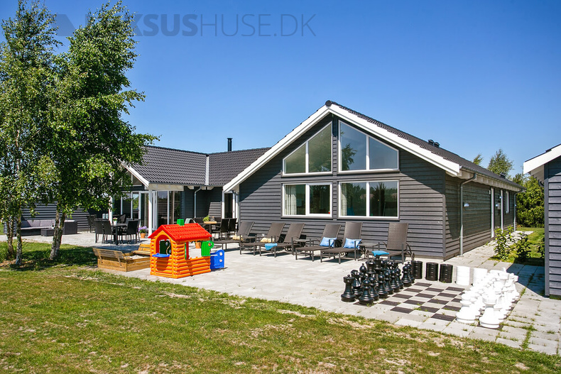 Schickes Poolhaus in Lolland/Falster/Mön Nr. 413