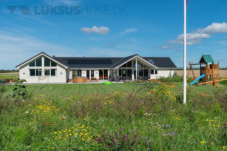 Schickes Poolhaus in Limfjord Nr. 422