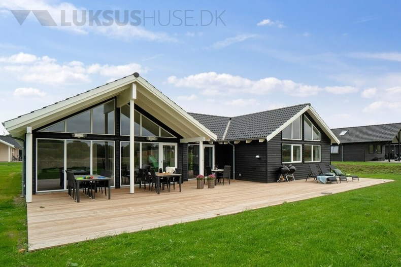 Schickes Poolhaus in Nordseeland Nr. 425