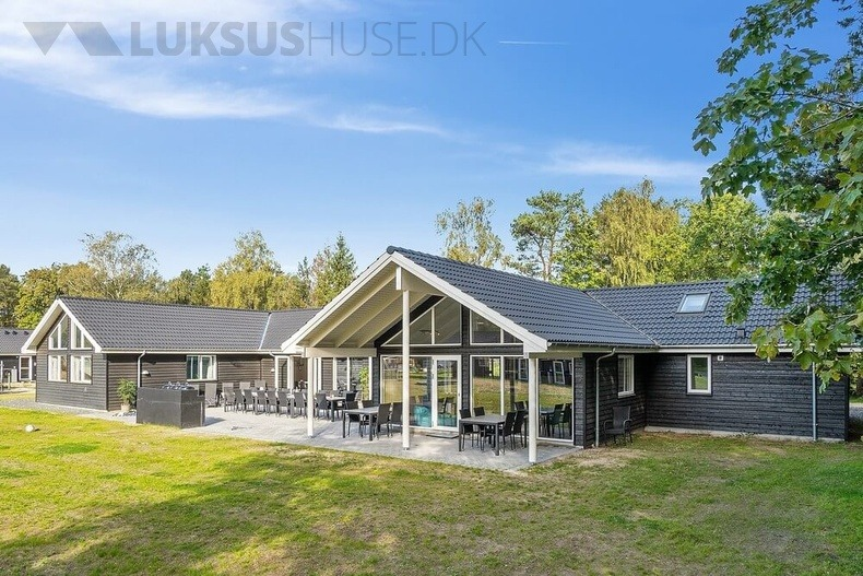 Schickes Poolhaus in Nordseeland Nr. 438