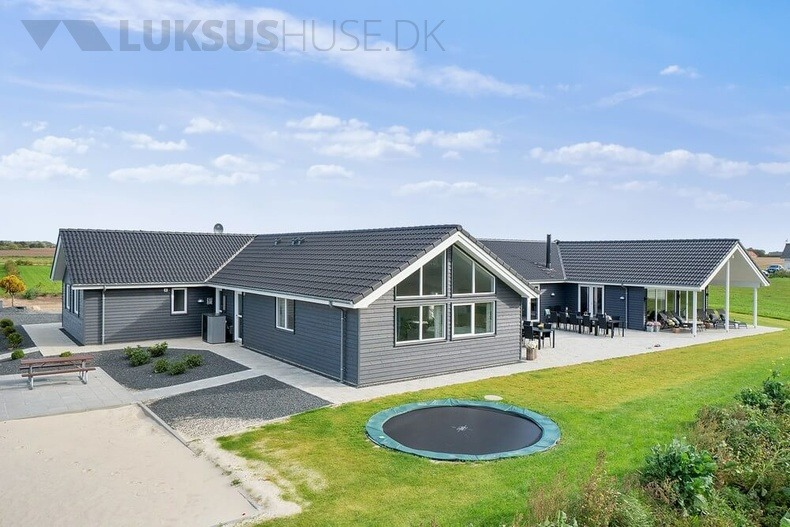Schickes Poolhaus in Limfjord Nr. 429