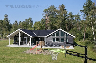 Schickes Poolhaus in Nordseeland Nr. 365