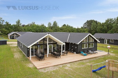 Schickes Poolhaus in Nordseeland Nr. 388
